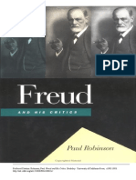 [Paul Robinson] Freud and His Critics(Bookos.org)