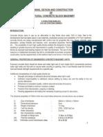 Planning, Design & Construction