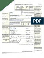 Penny Pritzker US Sec of Commerce Financial Disclosure