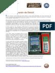 2013-10-11 Nueva generación DistoX Comisión Topografía FAE