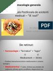 Farmacologie Curs
