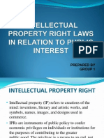 Intelectual Property Right Laws in Relation to Public (2)
