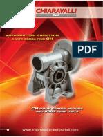 r2-Motori-riduttori Riduttori Vite Senza Fine Ch