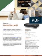 Comigo Duo Hybrid Datasheet