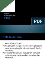 PTM dinkes 2013