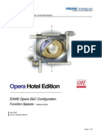 EAME Opera SC Config Function Spaces V4