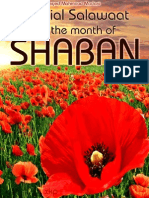 Special Salawaat Month Shaban