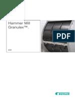 Brochure Hammer Mill Granulex DFZP FB19230 En