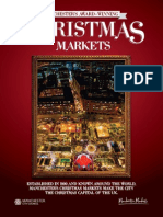 Manchester Christmas Markets Brochure
