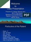 case:Chronic Constrictive  Pericarditis.nicvd