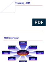 MM Overview