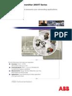 ABB- Pressure Transmitter