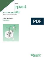 Schneider Masterpact ModBus GetnSet Quick Start Guide