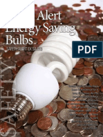 Beware - Energy Saving Bulbs