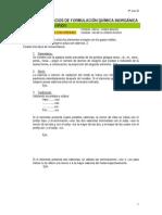 EJERCICIOS DE FORMULACIÓN QUÍMICA INORGÁNICA (1)