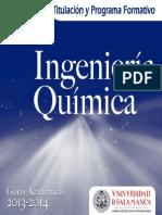 Grado en Ingenieria Quimica 2013