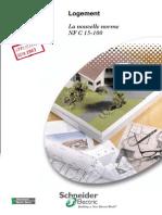 Doc Schneider Norme Nfc 15100 Logement 2003