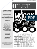 Pamflet Semar UI Edisi 03 / Oktober / I / 2013