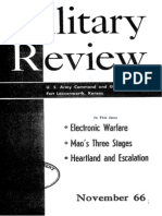 Military Review November 1966