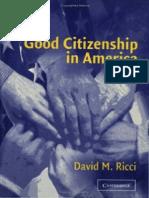 16_RICCI Good Citizenship in America
