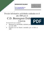 Dossier 2005