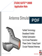 Cst Application Note Antenna