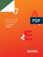 Guia Ayuda Empresa ARAGON 2010