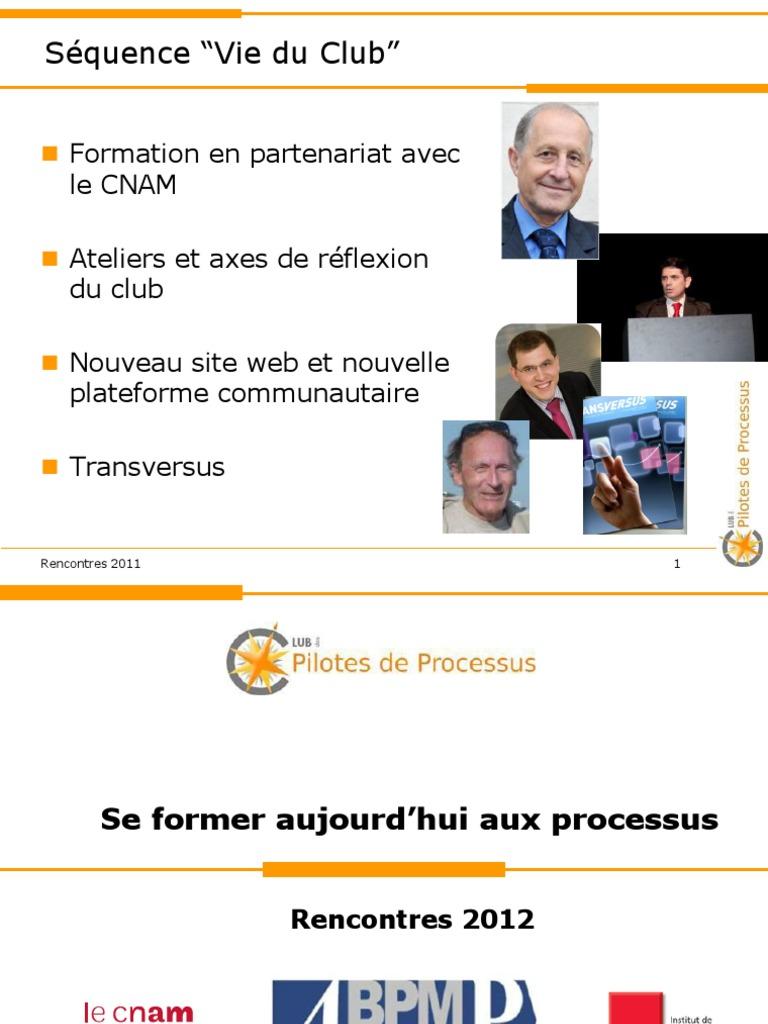 Nouveau site rencontre 2012