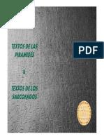 Textos de las pirámides y de los sarcófagos.pdf