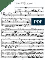 IMSLP04219-Beethoven - Violin Sonata No.3 Score
