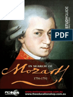 Mozart - A Study Guide