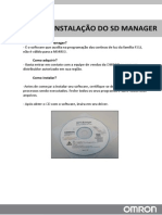 Tutorial SD Manager Instalacao