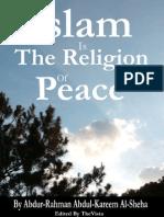 Islam is the Religion of Peace islamicpdf.blogspot.com
