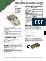 CT104704 - Conector Profibus