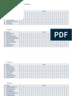 Senarai Nama Kumpulan Aktiviti Pasca Upsr 2013