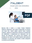 Blanqueamiento Dental en Vital Dent Barcelona