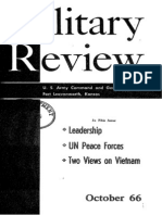 Military Review October 1966