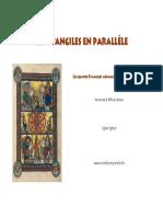 Evangiles en Parallele