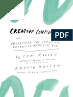 Creative Confidence Extract