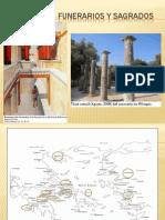3. Los ámbitos funerario y sagrado