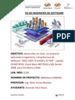Laboratorio de Ingenieria de Software 1