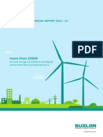 Suzlon Annual Report