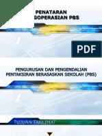 3 Pengoperasian Pbs