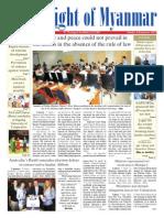 News Burma (8 September 2013)