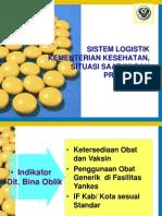 Sistem Logistik MoH