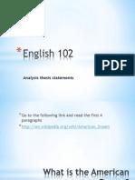 Eng 102BC Analysis Workshop