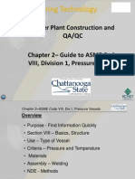 Guide to ASME Code VIII, Division 1, Pressure Vessels