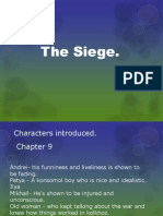 The Siege_Chapters 9 and 10