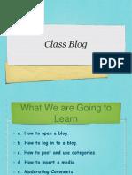 pd class blog