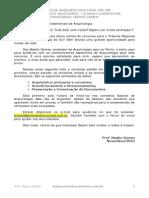 Arquivologia - Aula 01-1 classificaão de documentos